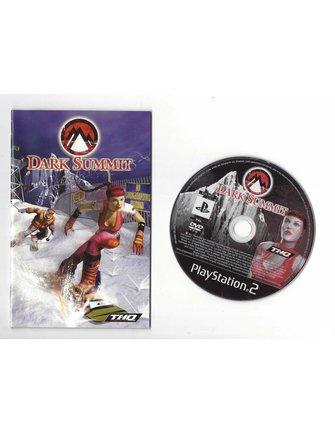 DARK SUMMIT für Playstation 2 PS2