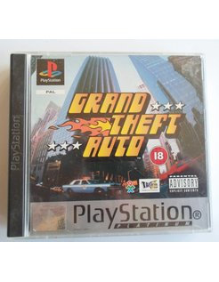 GRAND THEFT AUTO GTA voor Playstation 1 PS1