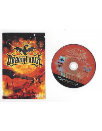 DRAGON RAGE voor Playstation 2 PS2