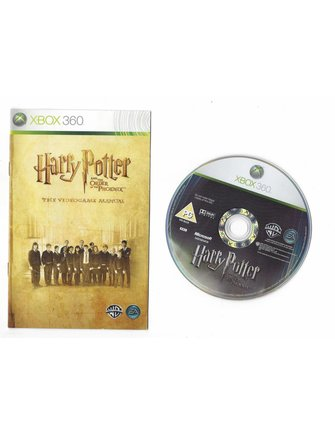 HARRY POTTER AND THE ORDER OF THE PHOENIX voor Xbox 360