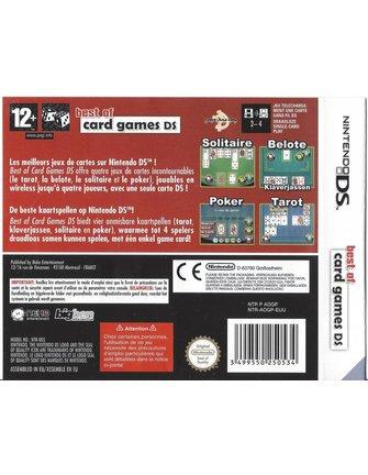 BEST OF CARD GAMES DS voor Nintendo DS