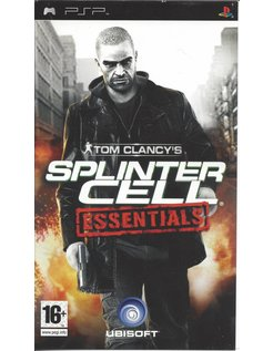 SPLINTER CELL ESSENTIALS voor PSP