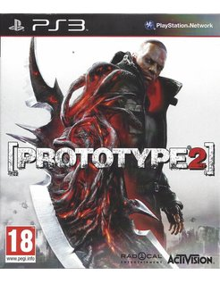 PROTOTYPE 2 für Playstation 3 PS3