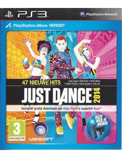 JUST DANCE 2014 for Playstation 3 PS3