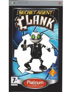 SECRET AGENT CLANK voor PSP - Platinum