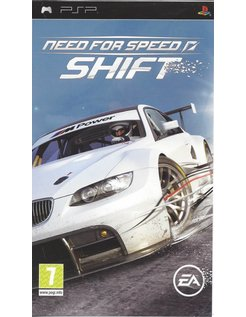 NEED FOR SPEED SHIFT for PSP