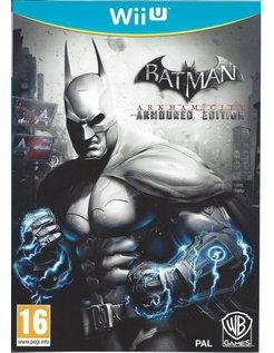 BATMAN ARKHAM CITY - ARMOURED EDITION für Nintendo Wii U