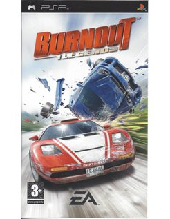 BURNOUT LEGENDS for PSP