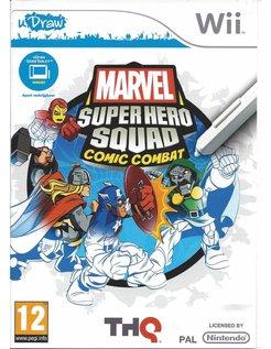 MARVEL SUPER HERO SQUAD COMIC COMBAT voor Nintendo Wii