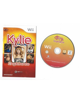 KYLIE SING AND DANCE for Nintendo Wii