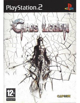 CHAOS LEGION für Playstation 2 PS2