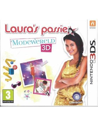LAURA'S PASSIE MODEWERELD für Nintendo 3DS