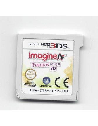 LAURA'S PASSIE MODEWERELD 3D voor Nintendo 3DS