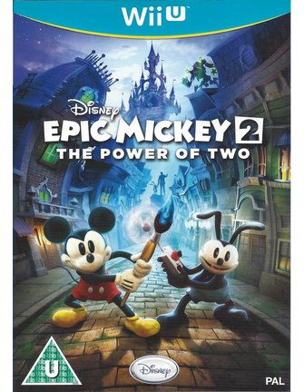 EPIC MICKEY 2 THE POWER OF TWO für Nintendo Wii