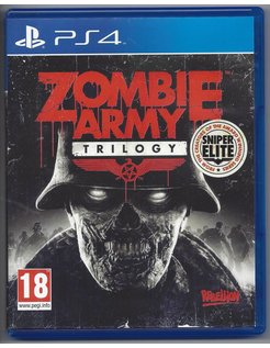 ZOMBIE ARMY TRILOGY voor Playstation 4 PS4