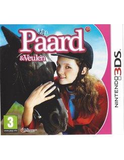 MIJN PAARD EN VEULEN für Nintendo 3DS