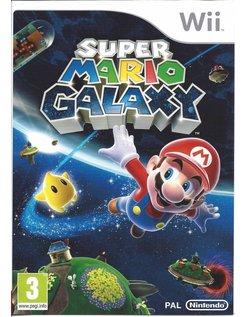 SUPER MARIO GALAXY voor Nintendo Wii