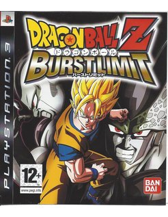 DRAGON BALL Z BURST LIMIT voor Playstation 3 PS3