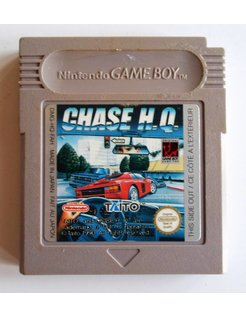 CHASE H.Q. voor Nintendo Game Boy