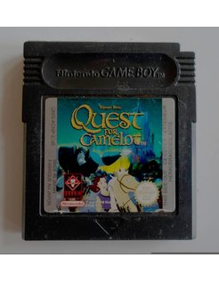 QUEST FOR CAMELOT voor Nintendo Game Boy COLOR GBC