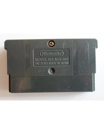 IRIDION 3D voor Game Boy Advance GBA