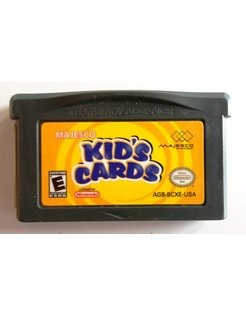 KID'S CARDS voor Game Boy Advance GBA