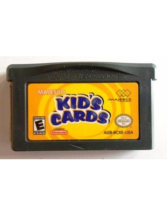 KID'S CARDS für Game Boy Advance GBA