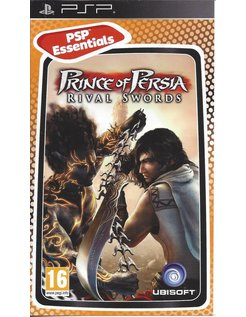 PRINCE OF PERSIA RIVAL SWORDS voor PSP