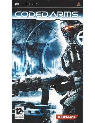 CODED ARMS voor PSP