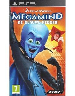 MEGAMIND DE BLAUWE REDDER for PSP