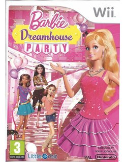BARBIE DREAMHOUSE PARTY voor Nintendo Wii