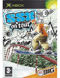 SSX ON TOUR voor Xbox