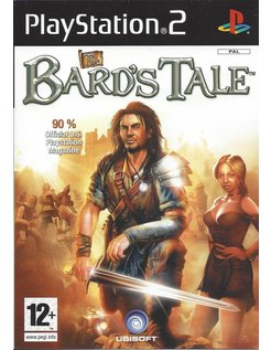 THE BARD'S TALE für Playstation 2 PS2