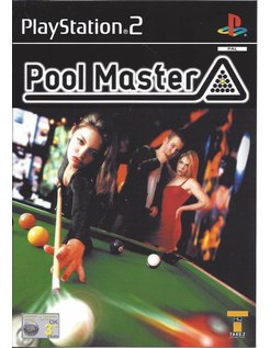 POOL MASTER voor Playstation 2 PS2
