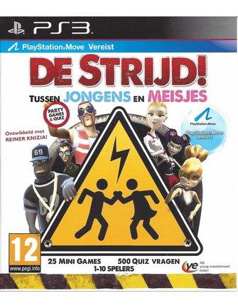 DE STRIJD TUSSEN JONGENS EN MEISJES voor Playstation 3 PS3