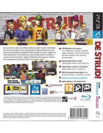 DE STRIJD TUSSEN JONGENS EN MEISJES für Playstation 3 PS3