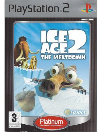 ICE AGE 2 THE MELTDOWN voor Playstation 2 PS2