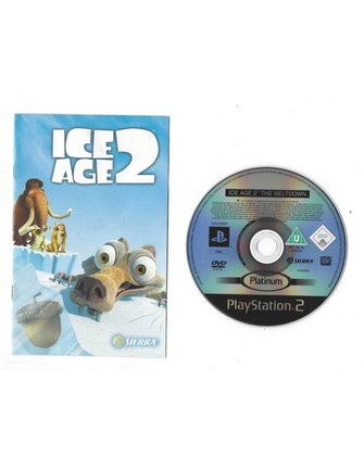 ICE AGE 2 THE MELTDOWN for Playstation 2 PS2