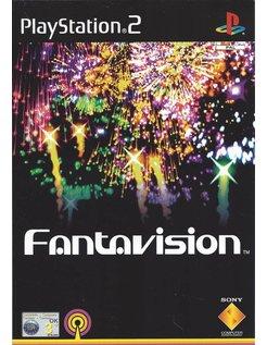 FANTAVISION voor Playstation 2 PS2
