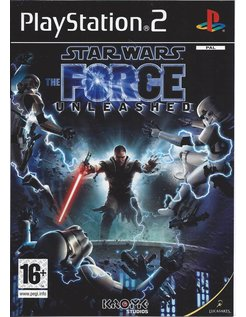 STAR WARS THE FORCE UNLEASHED voor Playstation 2 PS2