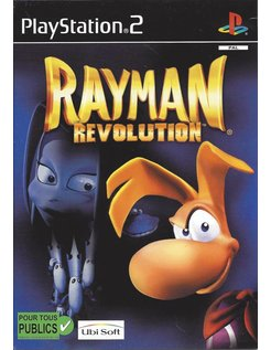 RAYMAN REVOLUTION voor Playstation 2