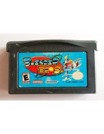 BLENDER BROS for Game Boy Advance GBA