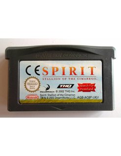 SPIRIT STALLION OF THE CIMARRON für Game Boy Advance GBA