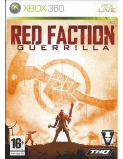 RED FACTION GUERRILLA voor Xbox 360