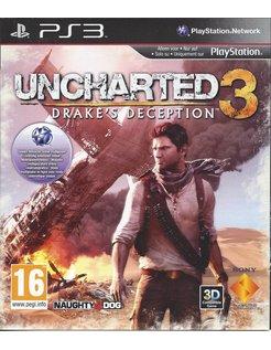 UNCHARTED 3 DRAKE'S DECEPTION für Playstation 3