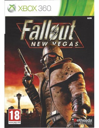 FALLOUT NEW VEGAS voor Xbox 360