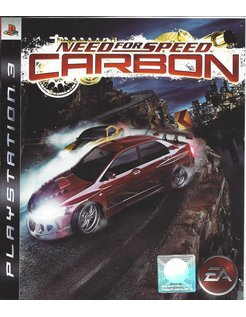 NEED FOR SPEED CARBON für Playstation 3 PS3