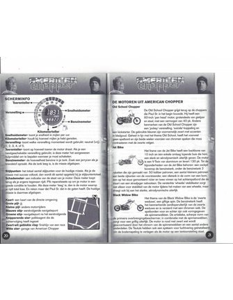 AMERICAN CHOPPER voor Playstation 2 PS2