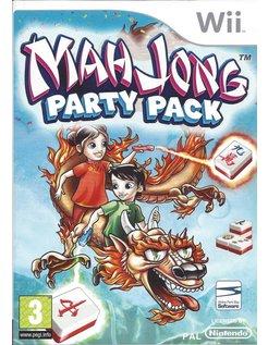 MAHJONG PARTY PACK voor Nintendo Wii