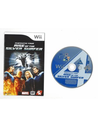 FANTASTIC FOUR RISE OF THE SILVER SURFER voor Nintendo Wii